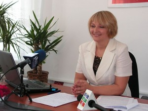 Barbara Bartuś - Poseł naSejm RP