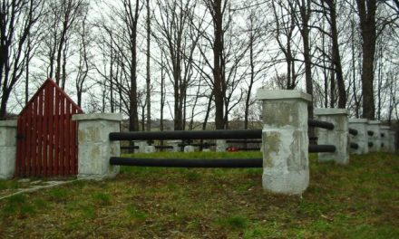 Cmentarz wojenny nr84 wBednarce
