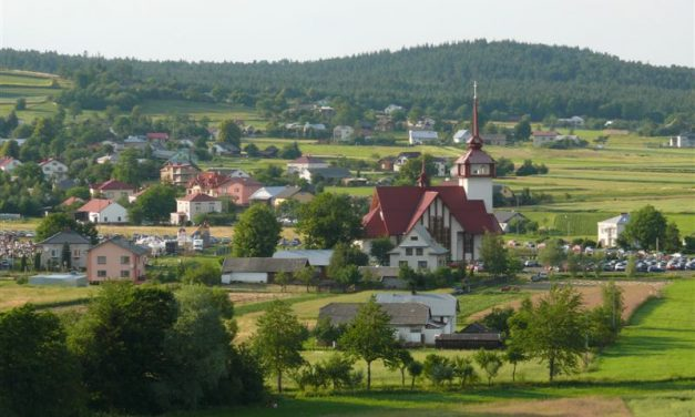 Parafia wPagorzynie