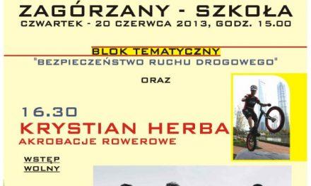 """Zespół """"Pectus"""" iKrystian Herba wystąpią wZagórzanach"""
