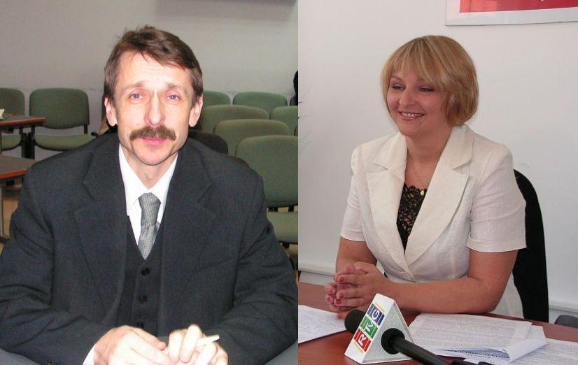Barbara Bartuś iMirosław Wędrychowicz zawarli świąteczne porozumienie