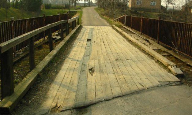 Most naZagumniu wLipinkach powinien zostać otwarty dopołowy grudnia