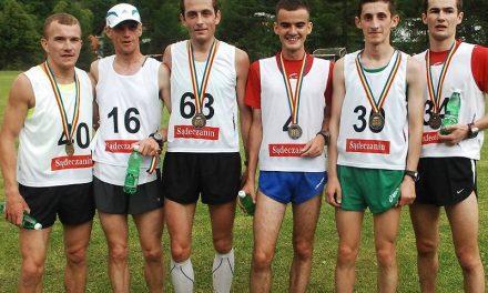 Biegacze ULKS Lipinki dominują wVGrand Prix Sądeczanina