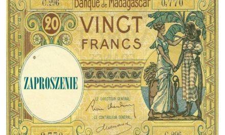 Banknoty kolonialne zezbiorów Leszka Wojtasiewicza