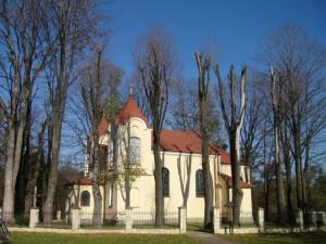 Kościół wBednarce - © Zofia Bieniek-Bochnia