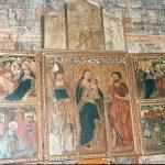 Drewniany kościół wLibuszy