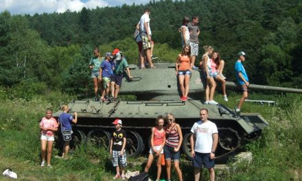 Zakończył się letni Tabor naSłowacji zudziałem dzieci zgminy Lipinki