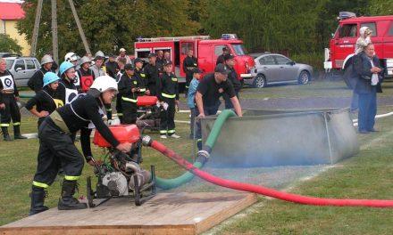 Strażacy OSP zgminy Lipinki zmierzą się wWójtowej