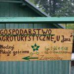 """Gospodarstwo Agroturystyczne """"U Jana"""" wRozdzielu"""