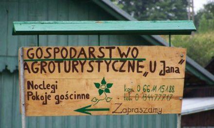 """Gospodarstwo Agroturystyczne """"UJana"""" wRozdzielu"""