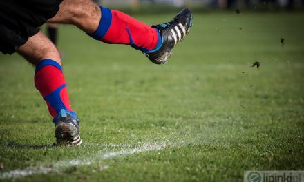 Derby gminy Lipinki zakończyły się remisem 2:2