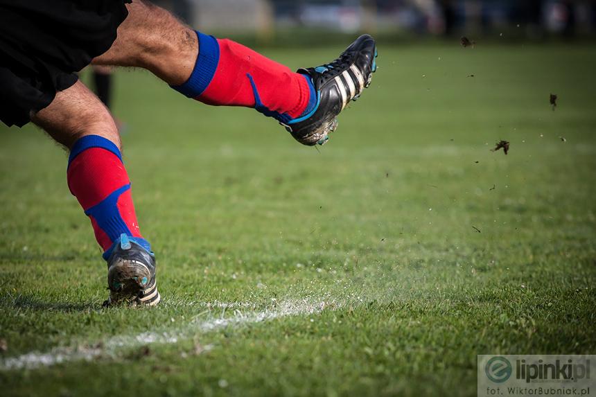 Pierwsze wtym roku ligowe zwycięstwo LKS Wójtowa