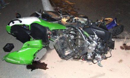 Śmiertelny wypadek wBilsku. Zginął 23-letni motocyklista