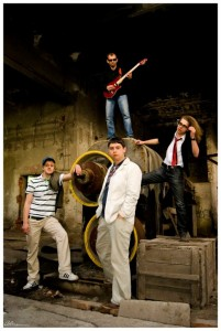 Dollars Brothers Band zGorlic śpiewa połemkowsku