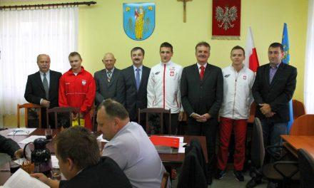 Rada Gminy Lipinki uhonorowała naszych najlepszych sportowców