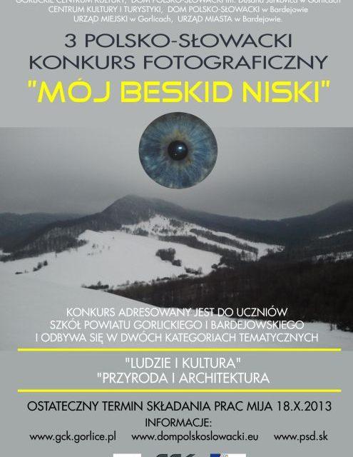 III Polsko-Słowacki Konkurs Fotograficzny MÓJ BESKID NISKI