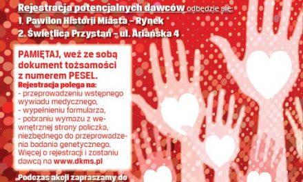 Dzień Dawcy Szpiku wGorlicach. Uratuj komuś życie!