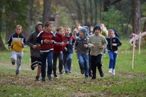 XXI Biegi Przełajowe oPuchar Wójta Gminy Lipinki - fot.Bartosz Świątkowski