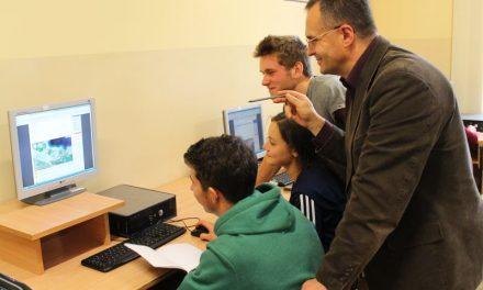 EarthKAM 2013. Uczniowie ILO wGorlicach współpracują zNASA