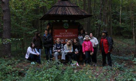 Młodzieżówka Solidarnej Polski zGorlic narajdzie wKornutach