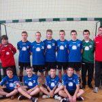 Młodzi szczypiorniści zLipinek iKrygu zwycięzcami Turnieju Piłki Ręcznej