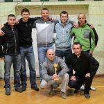 IV Gminny Turniej Strażaków wygrała drużyna… policjantów