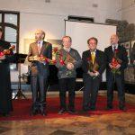 Ksiądz Jan Edling otrzymał prestiżowy Most Starosty 2014
