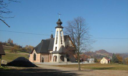 Nowy kościół wLipinkach ma swoją bliźniaczą wersję wPrzydonicy