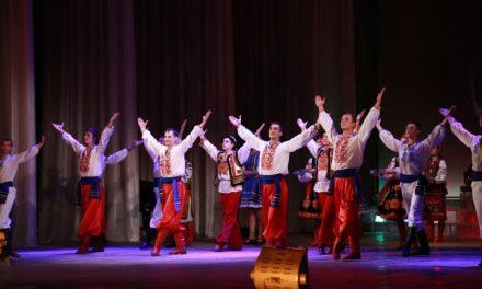 Ukraińskie show wTarnowie zudziałem emerytów irencistów zgminy Lipinki