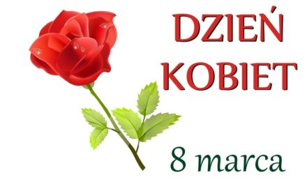 Zaproszenie naDzień Kobiet wKrygu