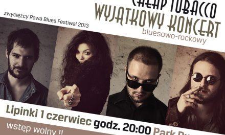 Koncert CHEAP TOBACCO wLipinkach!