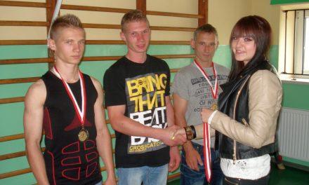 Marcin Polaszek zwycięzcą wieloboju siłowego wPagorzynie