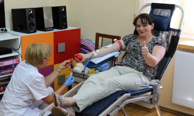 Krwiodawcy Klubu HDK Lipinki oddali ponad 12 litrów krwi