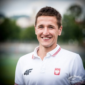 Reprezentant Polski Szymon Kulka (ULKS Lipinki)