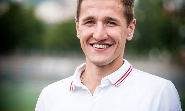 Szymon Kulka wicemistrzem Europy