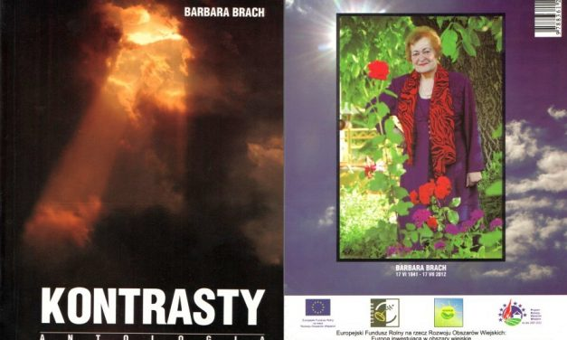 Bijące serce Lipinek… Promocja antologii poezji Barbary Brach