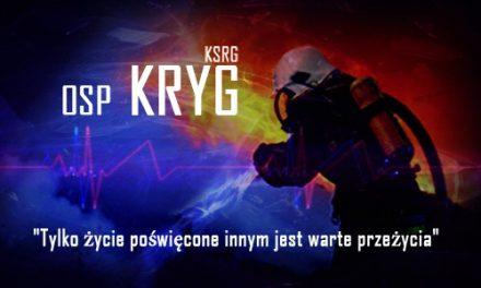 Piotr Mika zOSP Kryg wtrójce najpopularniejszych strażaków Małopolski