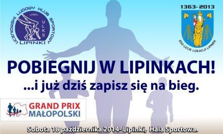 VIII Bieg Uliczny im.Kazimierza Świerzowskiego wLipinkach