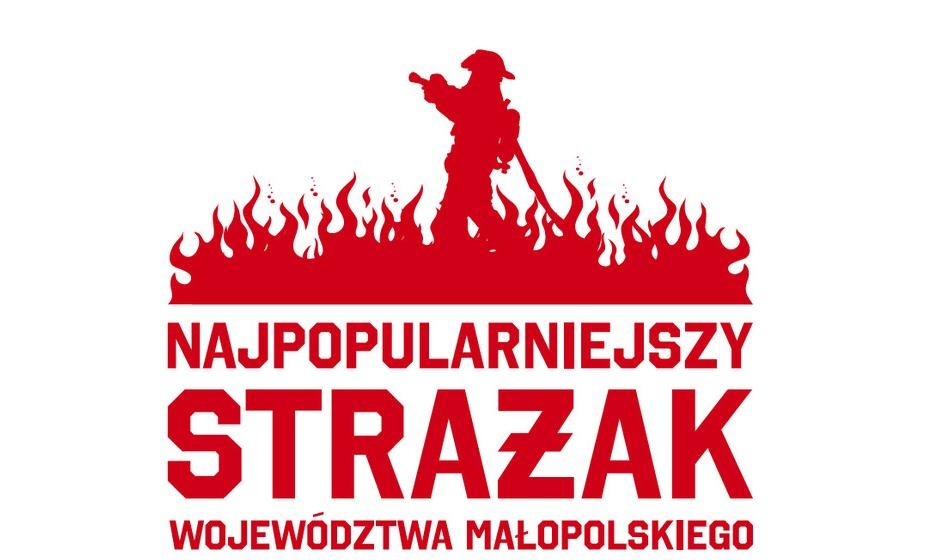 """Druh Piotr Mika zKrygu walczy o""""Złoty hełm"""" itytuł Najpopularniejszego Strażaka Małopolski 2014"""