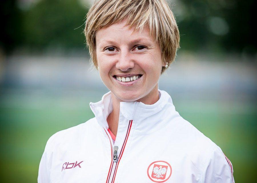 Anna Wojna siódma w36. Maratonie Warszawskim