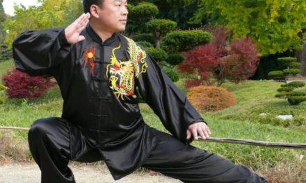 Chińska sztuka ruchu, czyli zajęcia TAI-CHI wLipinkach