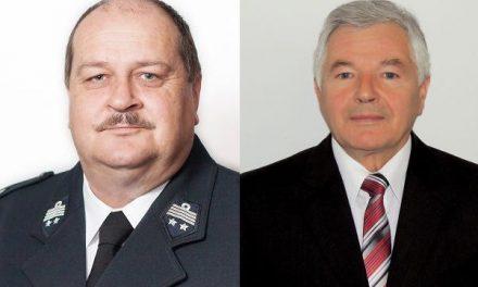Krzysztof Kosiba iJan Kosiński naczele komisji Rady Powiatu Gorlickiego