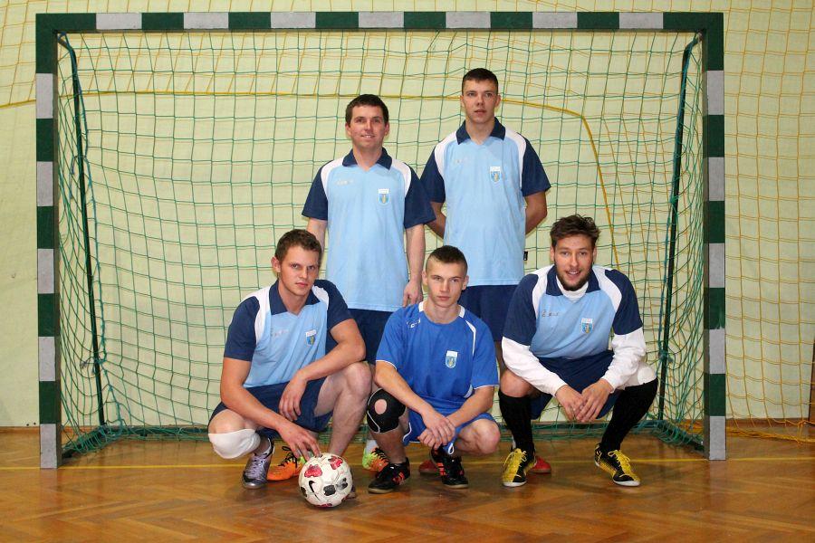 VI Turniej Gminny wHalową Piłkę Nożną Ochotniczych Straży Pożarnych
