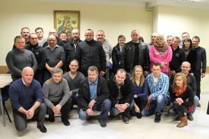 Krwiodawcy Klubu HDK PCK Lipinki - 7 grudnia 2014 rok