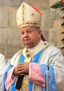 Ks. Kardynał Stanisław Dziwisz - fot.Wikipedia