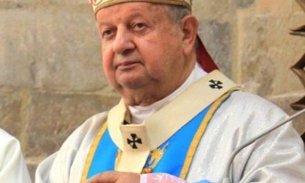 Kardynał Stanisław Dziwisz odwiedzi Lipinki