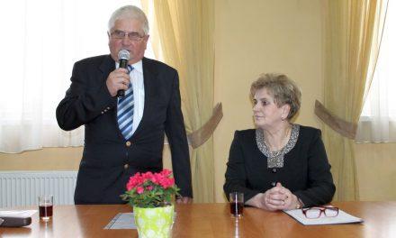 Sołtys Czesława Jurusik wybrana natrzecią kadencję