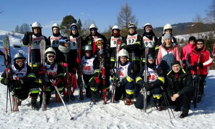 Dh Gabriel Mika najlepszym narciarzem OSP Kryg