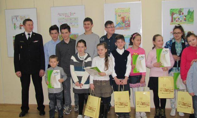Uczniowie zLipinek nagrodzeni wXVII edycji Ogólnopolskiego Konkursu Plastycznego