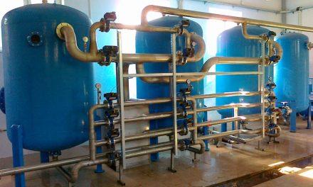 Firma zGdańska zbuduje Stację Uzdatniania Wody wRozdzielu